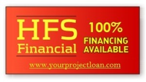 100% Financing for home improvement projects