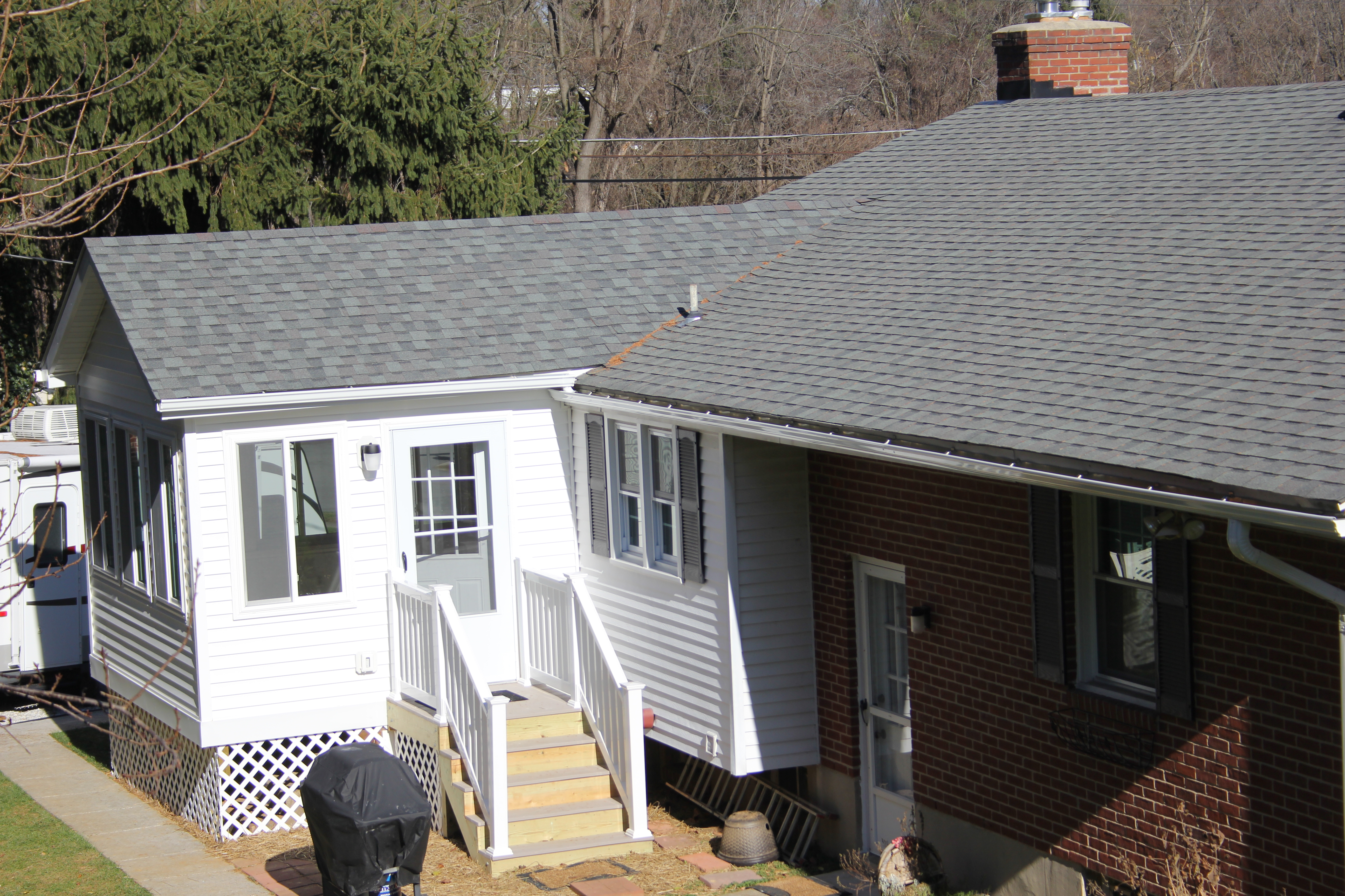 Summer Roofing Roofing Maryland Horizons Unlimited